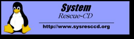 SysRescueCD