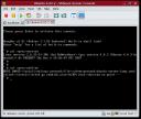 VM server console 5