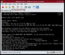 VM server console 7