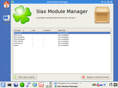 Slax 6.0