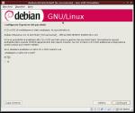 Installazione in VirtualBox di Debian 4.0r4 da rete con netinst