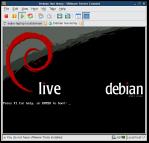 debian-live-lenny-vmware-server-console
