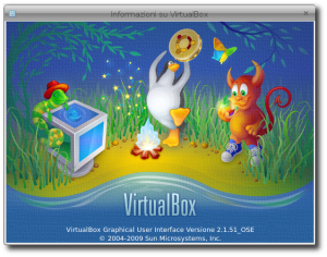 virtualbox 2.1.51 ose svn