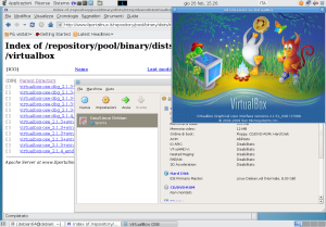 Debian 64bit - VirtualBox svn 17088