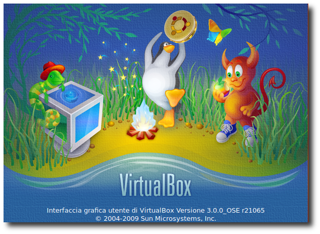 VirtualBox 3.0.0 OSE